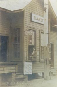 Blaney Depot